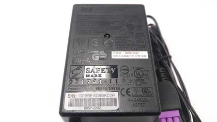 Hp AC Adapter Power Supply 0957-2242 +32V 625mA