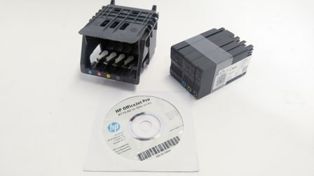 Hp 952 Printhead with starter cartridges - J3M72-60008