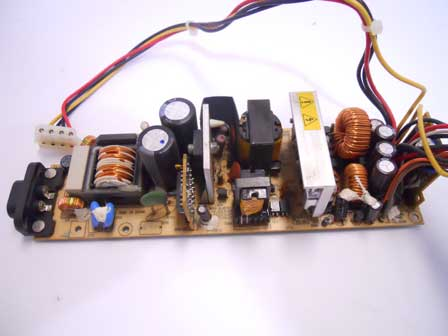 Microsoft Xbox power supply board by delta - DPSN-96AP A