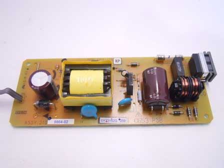 Epson Stylus photo R260 power supply board - C653