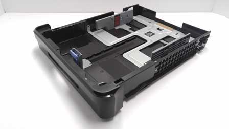 hp officejet pro 8600 Input paper tray - CM751-40065