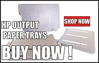 Click here to buy HP output paper trays