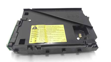 hp laserjet M3035XS laser scanner assembly - RM1-1153
