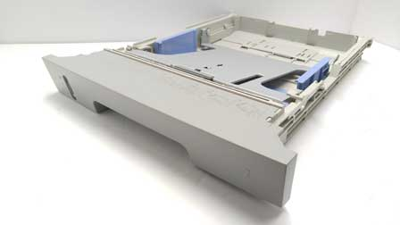 hp color laserjet 2840 input paper tray - 4093-2868 RB2-3001