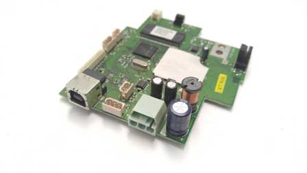 hp deskjet 3645 main logic board - C8974-80066