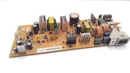 hp color laserjet 2840 power supply board - RH3-2260