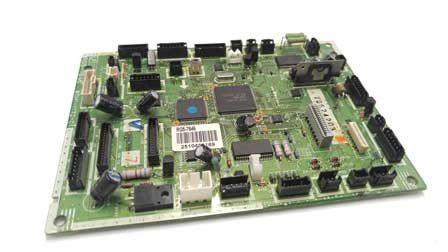hp color laserjet 2840 DC controller board - RG5-7646