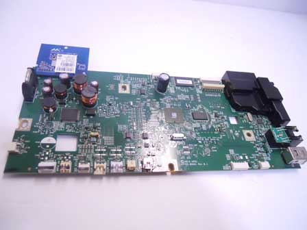 hp officejet pro 8610/8615 main formatter board - A7F65-6001 b.1